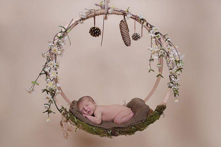 Wunderbare Fotos Neugeborenen Newborn Fotografie