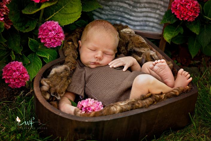 Babyfotograf Magdeburg und Umgebung Neugeborenen Shooting